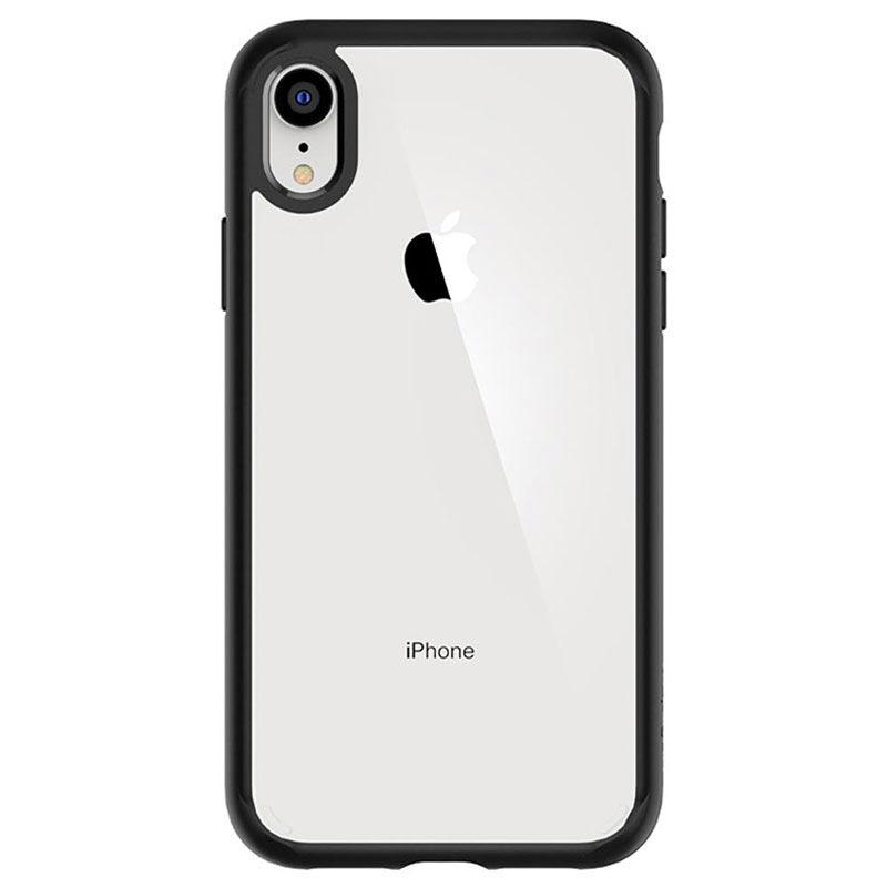 free shipping d4a41 15549 Spigen Ultra Hybrid iPhone XR Case