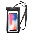 "Spigen Velo A600 Universal Waterproof Case - 6"" - Black"