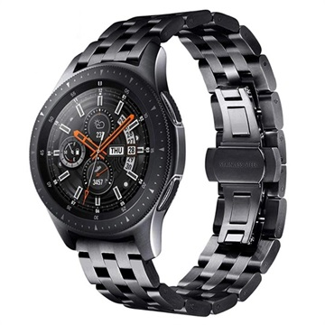 Samsung Galaxy Watch Stainless Steel Strap - 42mm - Black
