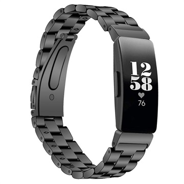 Fitbit Inspire Stainless Steel Strap with Folding Buckle