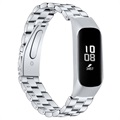 Samsung Galaxy Fit e Stainless Steel Strap - Silver