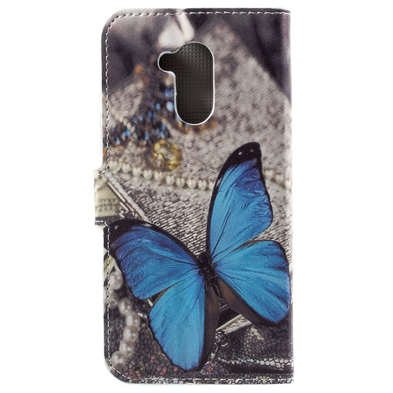 Huawei Honor 6A Style Series Wallet Case