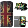 iPhone X / iPhone XS Style Series Wallet Case - Union Jack