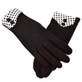 Stylish Female Touchscreen Gloves