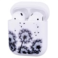 Stylish Series AirPods / AirPods 2 TPU Case - Dandelion