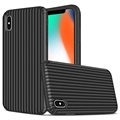 Suitcase Series iPhone XS Max Hybrid Case