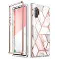 Supcase Cosmo Samsung Galaxy Note10+ Hybrid Case - Pink Marble