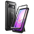 Supcase Unicorn Beetle Pro Samsung Galaxy S10 Hybrid Case - Black