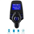 T11 Bluetooth FM Transmitter And Car Charger