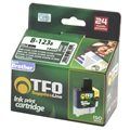 TFO B-123B Ink Cartridge Brother LC123BK - Black