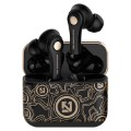 TS-100 Graffiti TWS Earphones with Bluetooth 5.0