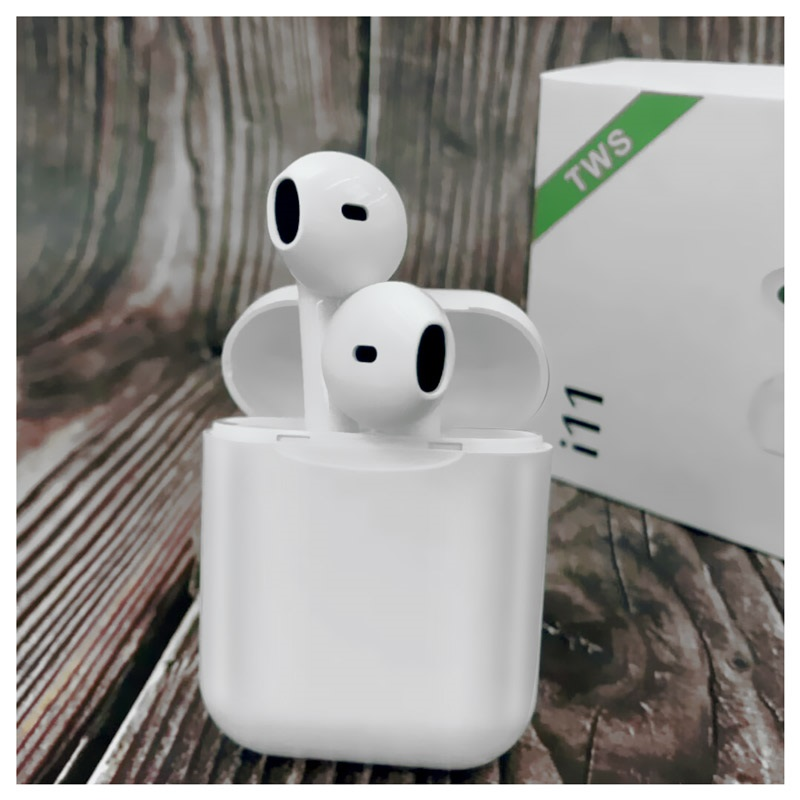 TWS In-Ear Bluetooth Earphones i11 - White