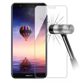 Huawei P Smart Tempered Glass Screen Protector - 0.3mm, 9H, 2.5D - Clear
