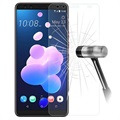 HTC U12+ Tempered Glass Screen Protector - 9H, 0.3mm - Clear