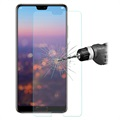 Huawei P20 Tempered Glass Screen Protector - 9H, 0.3mm, 2.5D - Clear