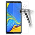 Samsung Galaxy A7 (2018) Tempered Glass Screen Protector - 9H - Clear
