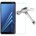 Samsung Galaxy A8+ (2018) Tempered Glass Screen Protector - Crystal Clear