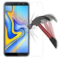 Samsung Galaxy J6+ Tempered Glass Screen Protector - 9H, 0.3mm - Clear