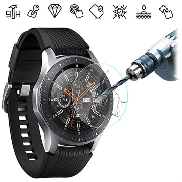 Samsung Galaxy Watch Tempered Glass Screen Protector