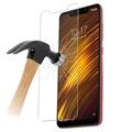 Xiaomi Pocophone F1 Tempered Glass Screen Protector - Crystal Clear - 2 Pcs.