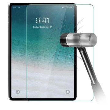 iPad Pro 11 Tempered Glass Screen Protector - 9H, 0.3mm - Clear