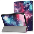 Tri-Fold Series iPad Air (2019) / iPad Pro 10.5 Folio Case - Galaxy