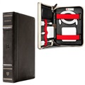 Twelve South BookBook CaddySack Travel Case - Brown