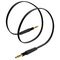 Tylt 3.5mm Stereo Auxiliary Cable - 1m - Black