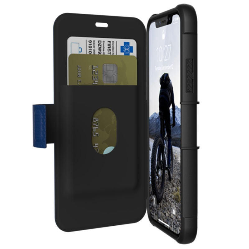 competitive price ece53 81dff iPhone X / iPhone XS UAG Metropolis Rugged Wallet Case