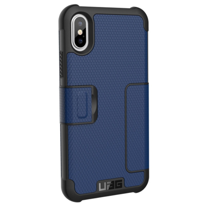 competitive price 03dcb 8358d iPhone X / iPhone XS UAG Metropolis Rugged Wallet Case