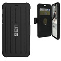 UAG Metropolis Rugged iPhone XR Wallet Case