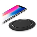 Usams US-CD29 Sedo Series Wireless Charging Pad - Black
