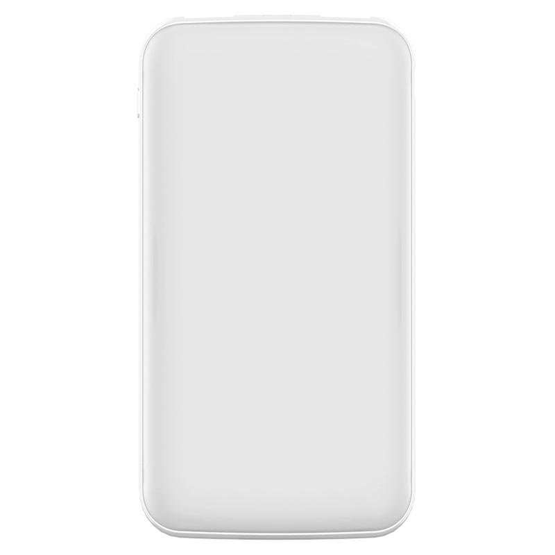 Ultra-Slim QC3.0&PD USB-C Fast Power Bank - 10000mAh - White