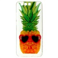 Huawei P10 Plus Ultra-Slim TPU Case - Pineapple