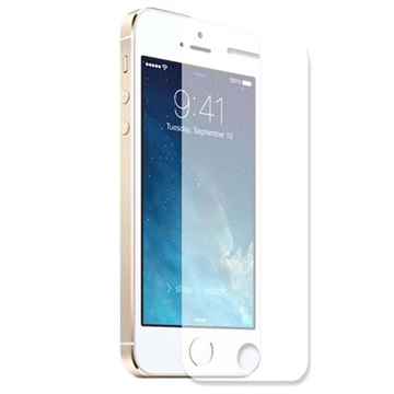 Ultra Thin Tempered Glass Screen Protector - iPhone 5 / 5S / SE / 5C