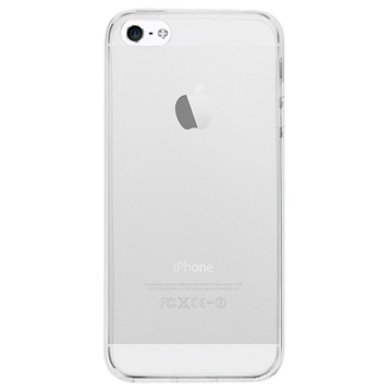 iPhone 5/5S/SE Anti-slip TPU Case - Transparent