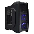 Ultron Game-X6 129246 Mid Tower ATX PC Case - Black / Blue