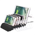 Universal 6-Port USB Fast Charging Station