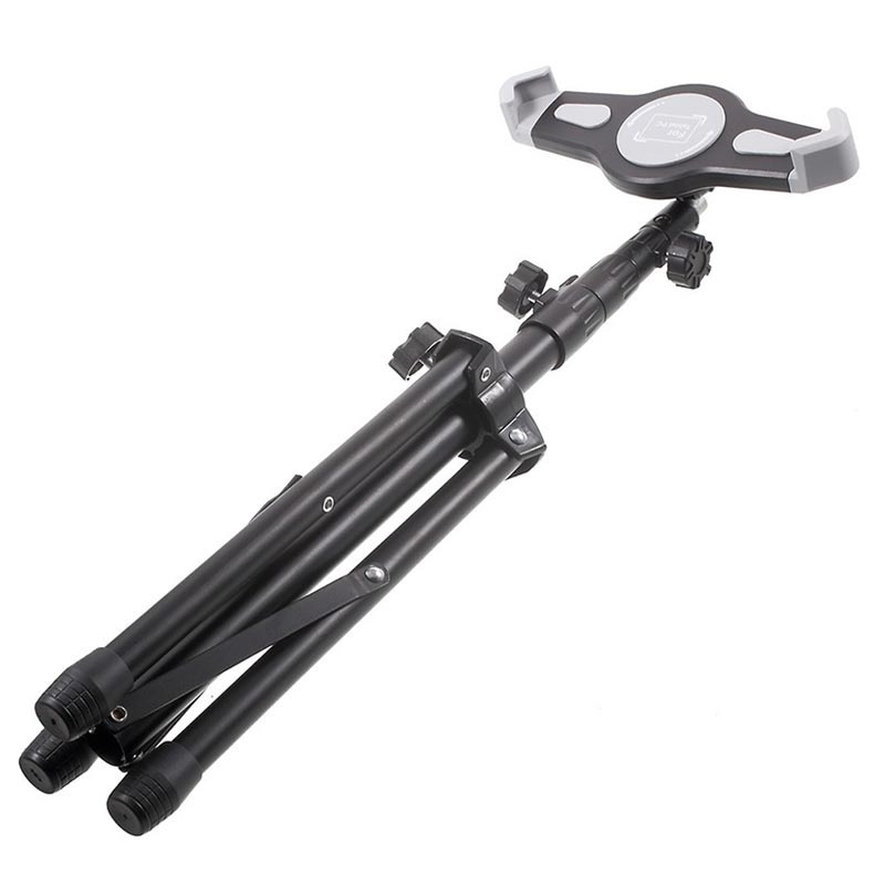 Universal Adjustable Tablet Tripod Stand - 7-11""