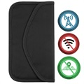 Universal Anti-Radiation & Signal Jamming Case - Black