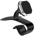Universal Magnetic Dash Mount Car Holder - Black