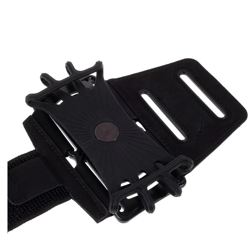 "Universal Rotary Armband for Smartphones - 4""- 6.5"""