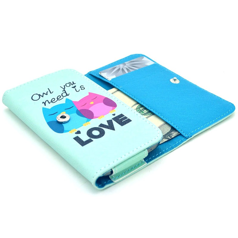 Universal Stylish Wallet Case - XL