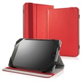 Universal Tablet Folio Book Case - 10""