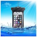"Universal Waterproof Case V1 4.7"" - Black"
