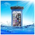 "Universal Waterproof Case V1 4.7"" - Blue"