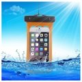 "Universal Waterproof Case V1 4.7"" - Orange"