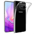 Usams Primary Color Samsung Galaxy S10e TPU Case - Transparent
