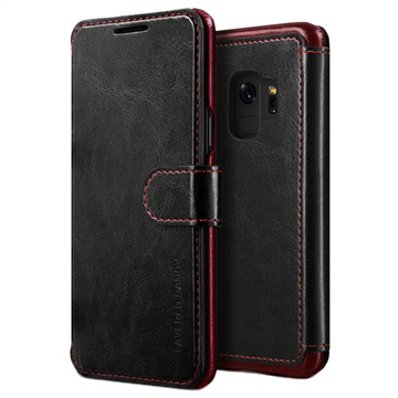 Samsung Galaxy S9 VRS Design Layered Dandy Wallet Case