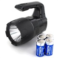 Varta Indestructible BL20 Beam LED Flashlight - 3 Watt